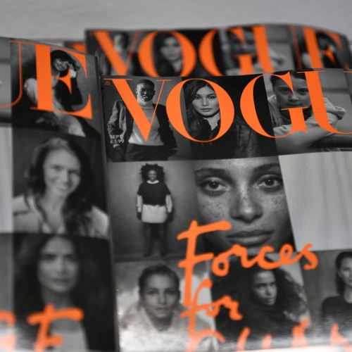 September issue of Vogue which Meghan guest edited goes on sale