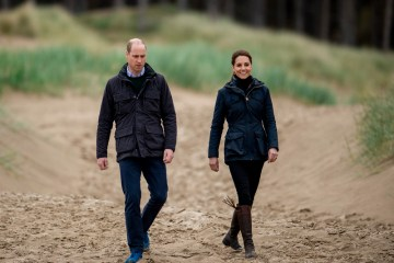 Prince William calls on society to 'unite to repair planet'