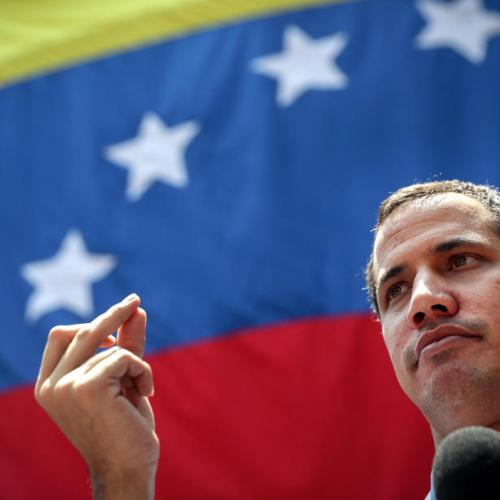 U.S. to provide Venezuela's Guaido with $52 million in funding