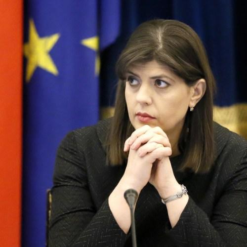 Agreement so Romanian Laura Codruta Kovesi becomes first head of the new EU Public Prosecutor's Office