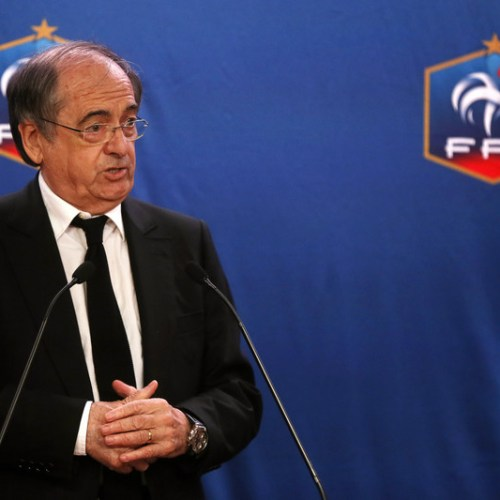 Head of French football laments that 'too many' matches stopped over homophobic chants