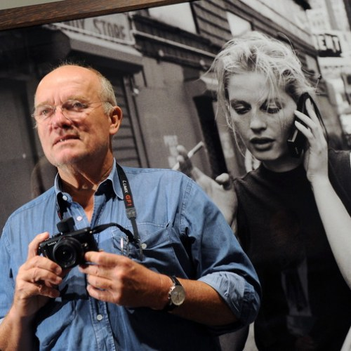 German photographer Peter Lindbergh dead at 74