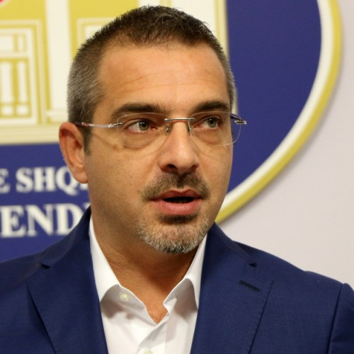 Albanian ex-minister guilty of abuse of office