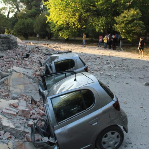 Albania in shock after massive earthquake