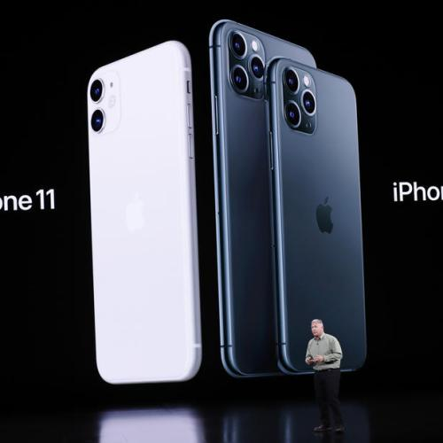 Apple's iPhone 11 Pro unveiled