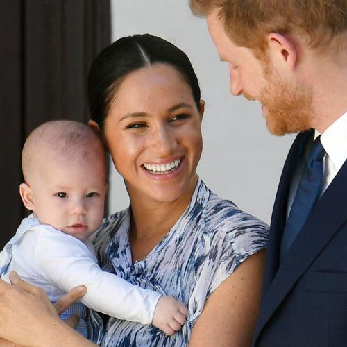 Baby Archie makes appearance on royal tour of Africa