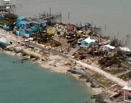 Bahamas devastated, Florida braces for impact of Hurricane Dorian