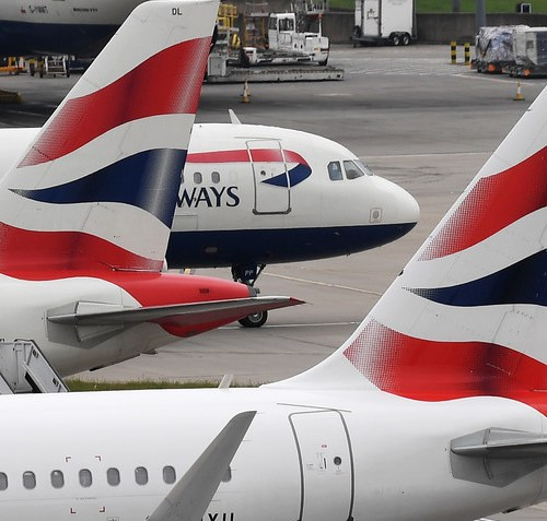 British Airways pilots in unprecedented 48-hour strike today and Tuesday