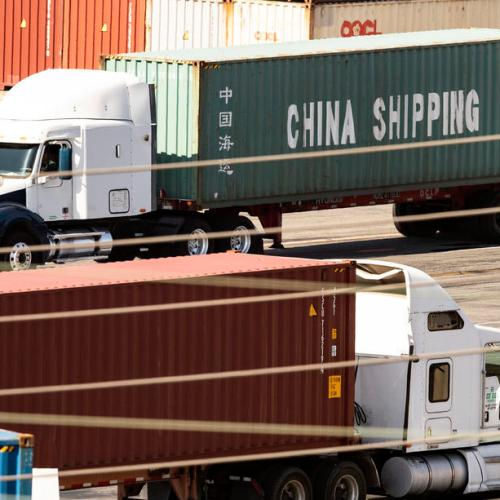 EU monitoring situation on global commodity markets – MEP raises alert on Chinese actions