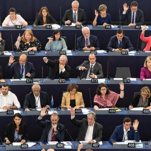 MEPs reject Romanian and Hungarian nominees for European Commission