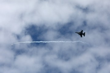 Israeli aircraft strike rocket launch sites in Lebanon