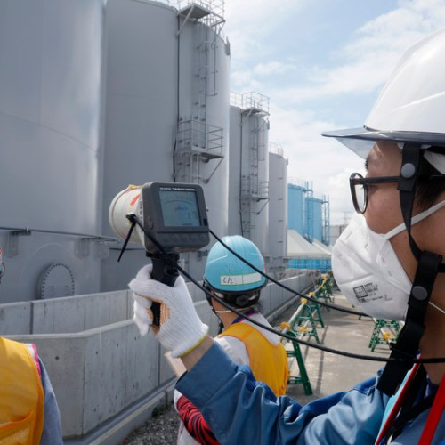 Japan's new environment minister says country should stop using nuclear power
