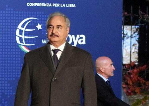 Haftar ready for 'dialogue'