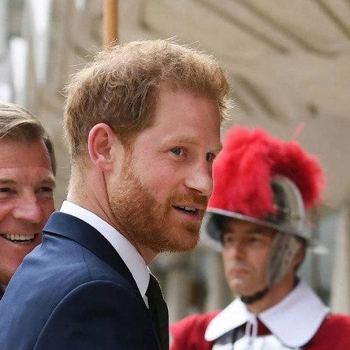 Prince Harry turns 35