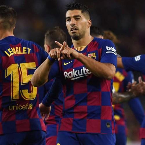Suarez dedicates goal to Luis Enrique's daughter
