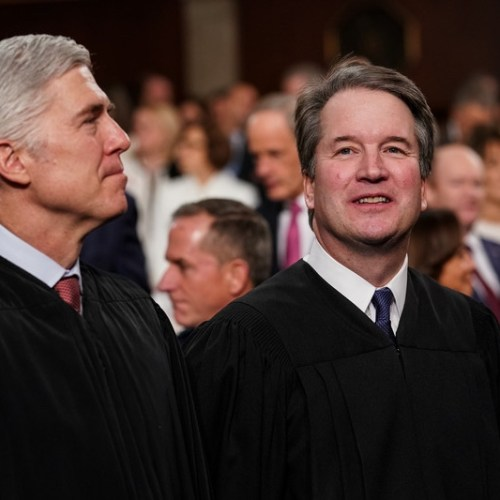 Democrat lawmaker files impeachment resolution against Supreme Court Justice Brett Kavanaugh
