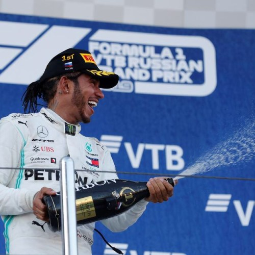 Hamilton and Bottas register a 1 – 2 victory for Mercedes in Sochi