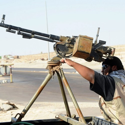 Fatal drone strike in Tarhuna, Libya