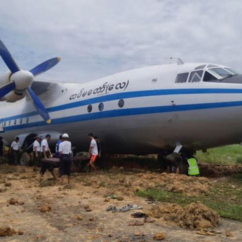 Myanmar military aircraft accident forces the closure of country's biggest airport