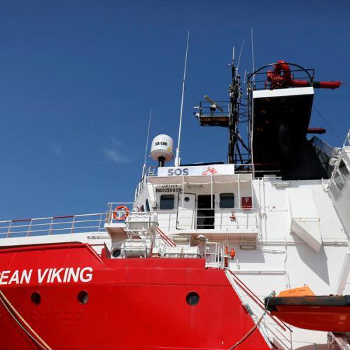 Ocean Viking rescues another 109 migrants in Mediterranean