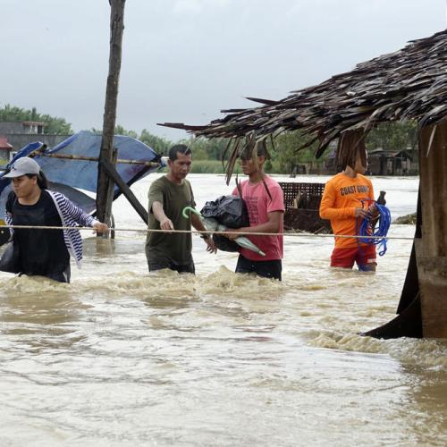 Photo Story: Floods in the Philippines