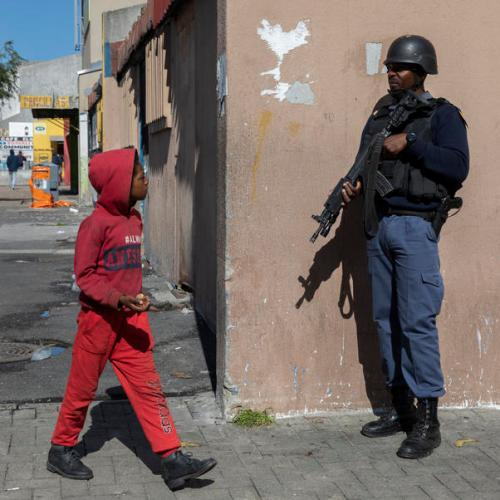 Wave of anti-foreigner violence in South Africa