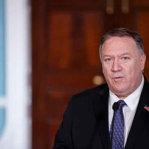 Pompeo says US wants to avoid war with Iran but ready to deter it