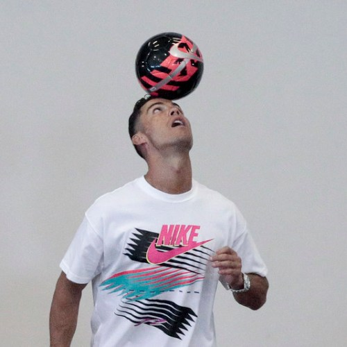 Ronaldo's multi-million contract details with Nike leaked