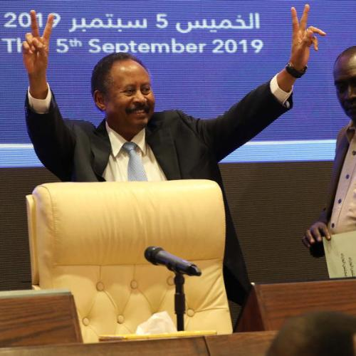 Sudan names first government since al-Bashir removal