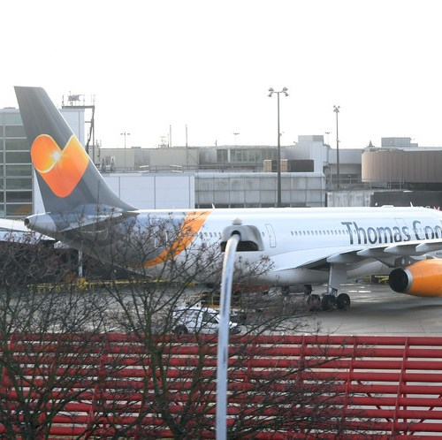 British Government and UK CAA launches largest repatriation in peacetime history after collapse of Thomas Cook