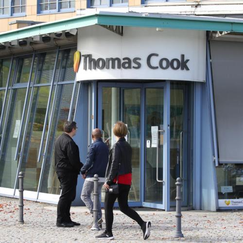 Thomas Cook customers may have to wait up to two months for refund