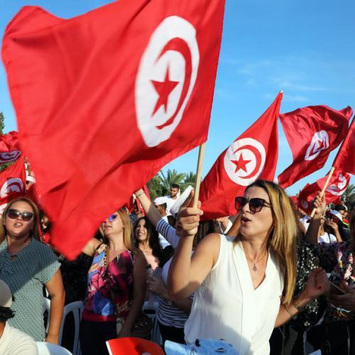 Tunisia airs first 'great debate' ahead of presidential poll