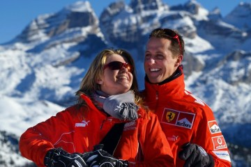 Everyone misses Michael: Schumacher film about triumph and tragedy