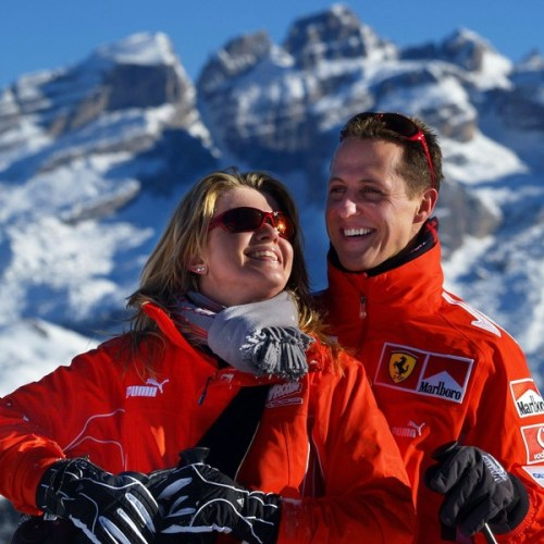 Michael Schumacher's wife issues message calling for collective support to her husband