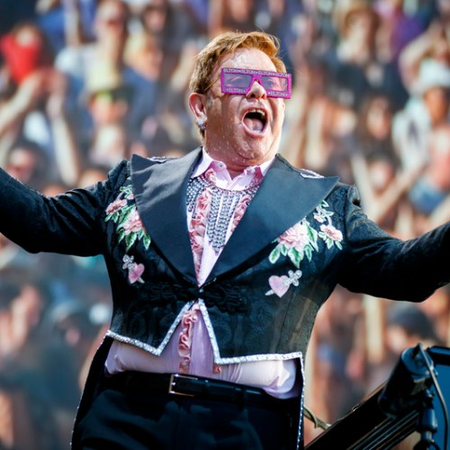 Sir Elton John features on new set of Royal Mail stamps