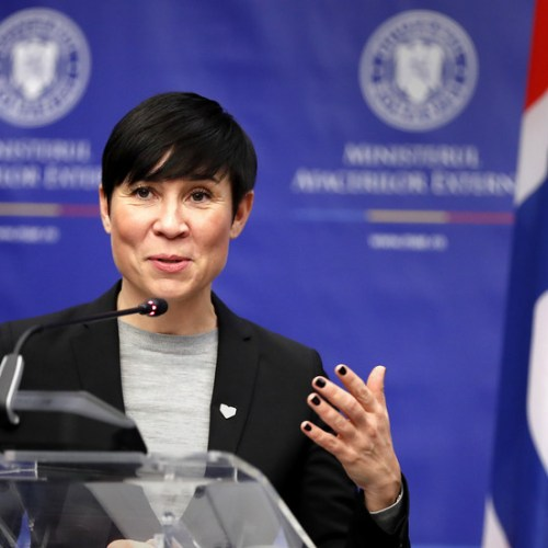 Intensified efforts and closer cooperation by Norwegian government on human rights