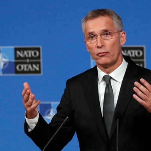 NATO chief warns 'fight against ISIS is not over'