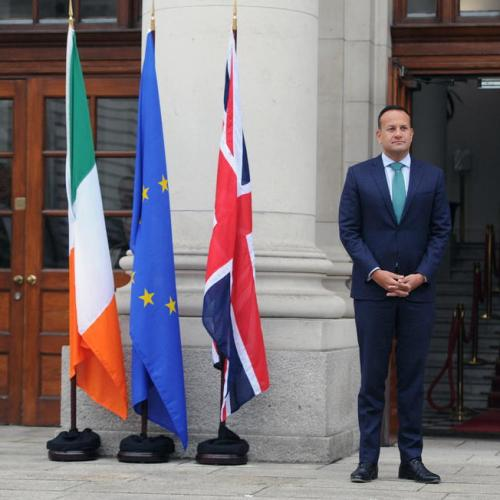 Irish PM Leo Varadkar says Brexit deal 'very difficult' before the 31 October