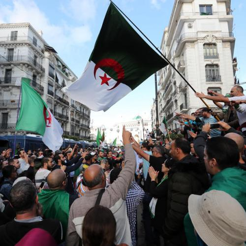 Algeria registers 22 candidates for presidential election