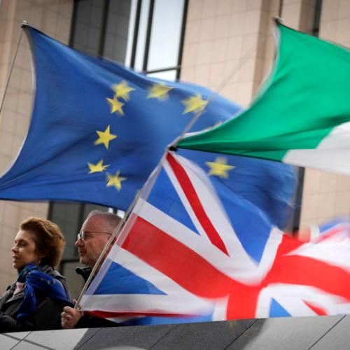 Brexit talks ramp up in Brussels