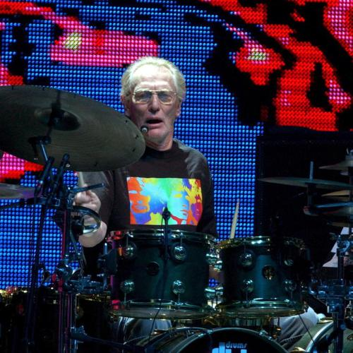 Ginger Baker, the co-founder and drummer of British rock band 'Cream' has died