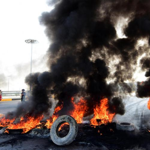Protests in Iraq turn deadly and spread nationwide
