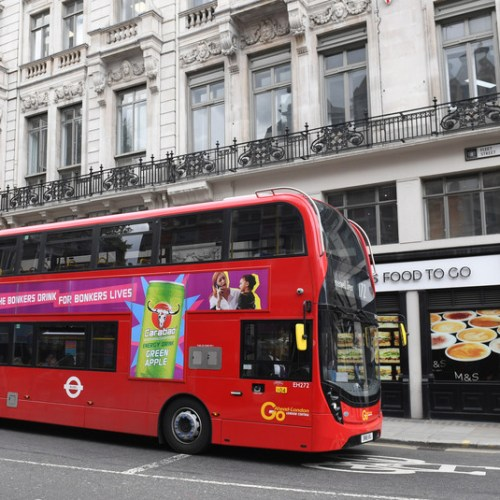 British Chief Medical Officer calls for ban on food on public transport to stop children snacking