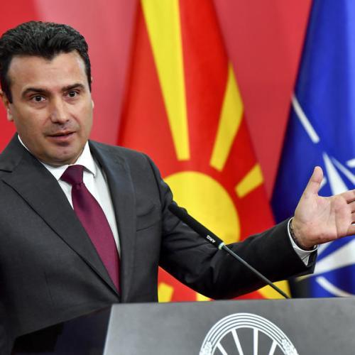 North Macedonia calls snap election after EU talks setback