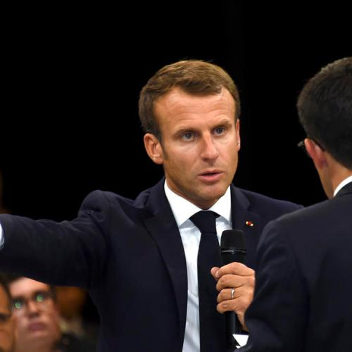 France calls for reform in EU accession process