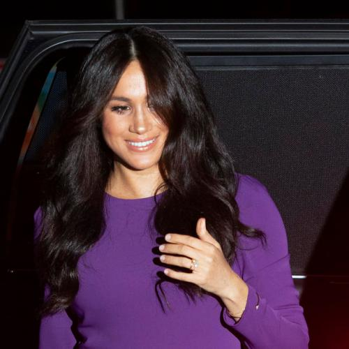 Meghan Markle makes 1st appearance since emotional documentary