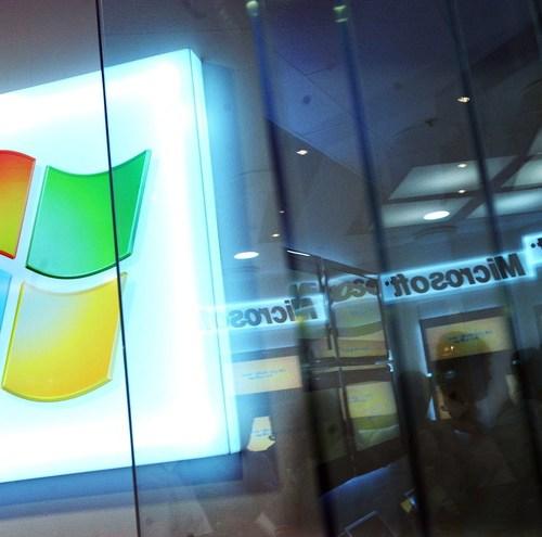 Microsoft beats profit estimates