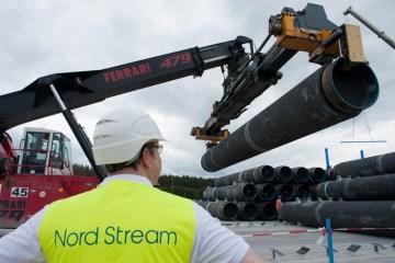 At NATO, Blinken warns Germany over Nord Stream 2