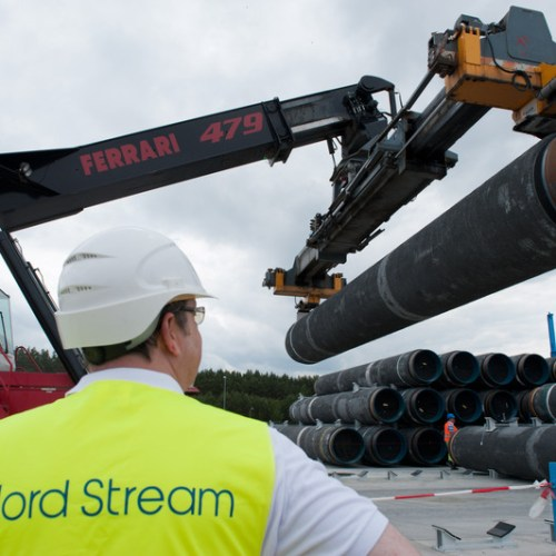 At NATO, Blinken warns Germany over Nord Stream 2
