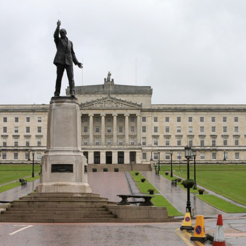UK government announces £163 million economic package for Northern Ireland